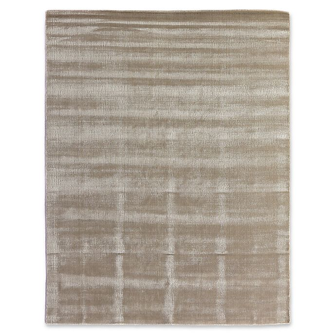 Alternate image 1 for Exquisite Rugs SmartGem 6-Foot x 8-Foot Area Rug in Brown/Grey