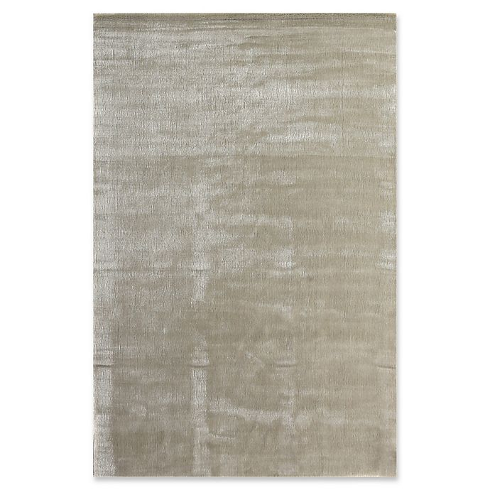 Alternate image 1 for Exquisite Rugs SmartGem 6-Foot x 9-Foot  Area Rug in Grey