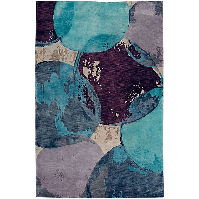 Alternate image 1 for Capel Rugs Specter Mirage 8-Foot x 11-Foot Area Rug in Blue