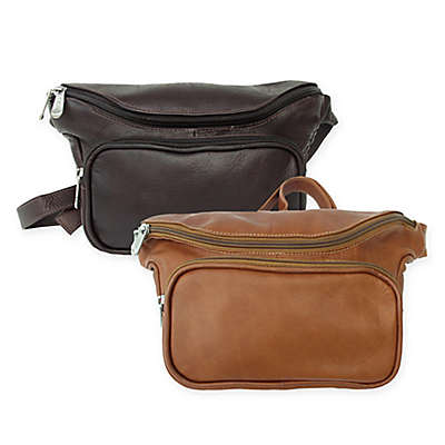 Piel® Leather Classic 10-Inch Large Waist Bag