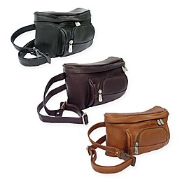 Piel® Classic 10-Inch Carry-All Waist Bag