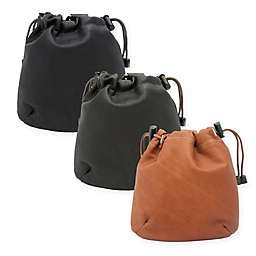 Piel® Leather Classic Drawstring Pouch