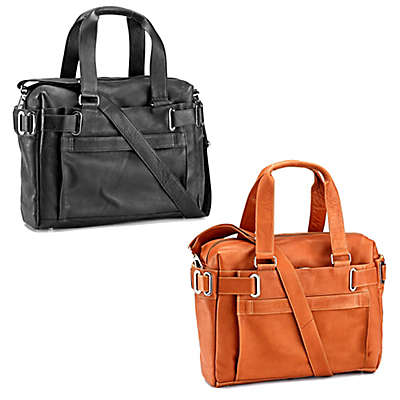Piel® Leather 15-Inch Classic Slim Carry On