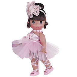 Precious Moments® Ballerina Bliss Brunette Doll