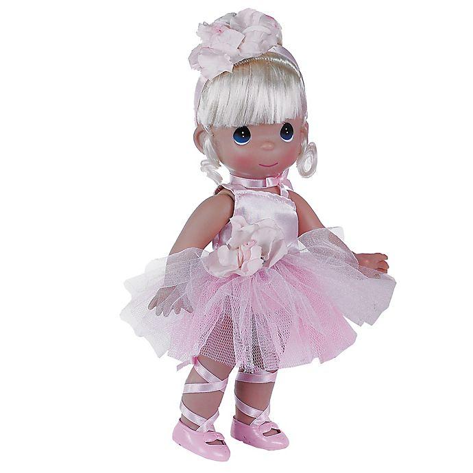 Alternate image 1 for Precious Moments® Ballerina Bliss Blonde Doll