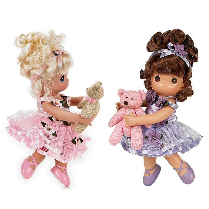 Alternate image 1 for Precious Moments® Dance with Me Doll