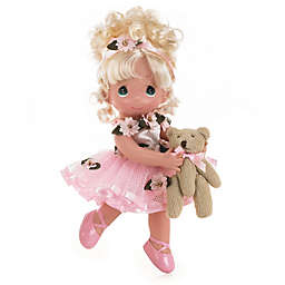 Precious Moments® Dance with Me Doll with Blonde Hair