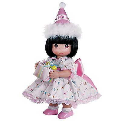 Precious Moments® Brunette Birthday Doll