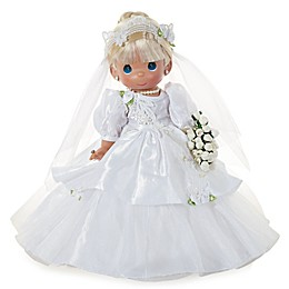 Precious Moments® I Do Bride Doll with Blonde Hair