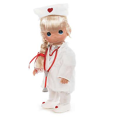 Precious Moments® Loving Touch Blonde Nurse Doll