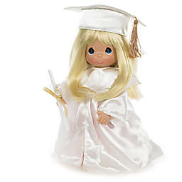 Precious Moments® Graduation Doll with Blonde Hair