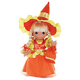 Precious Moments® Candy Corn Cutie Doll with Blonde Hair