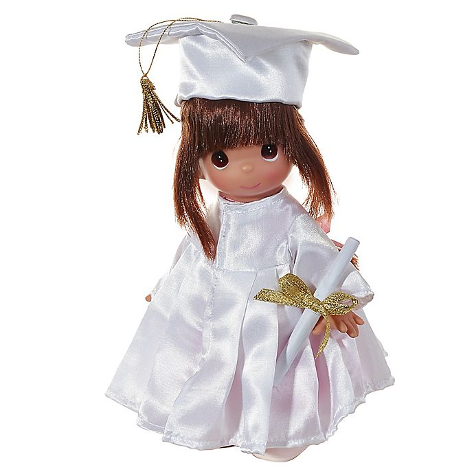 Alternate image 1 for Precious Moments® Graduate Doll with Brunette Hair