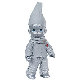 Precious Moments® The Wizard of Oz Tin Man Heart of Silver Doll