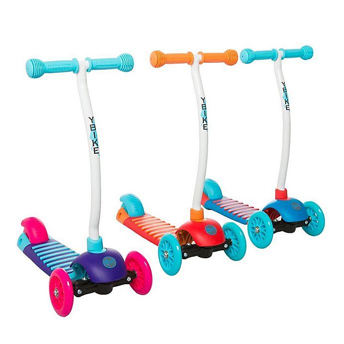 Alternate image 1 for YBIKE Cruze 3-Wheel Scooter