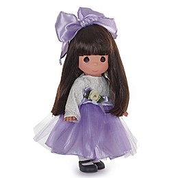 Precious Moments® Lovely in Lace Brunette Doll