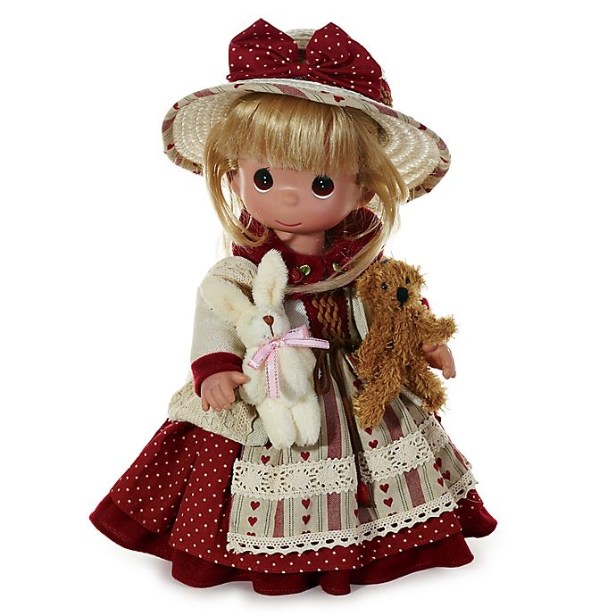 Alternate image 1 for Precious Moments® An Old Fashioned Love Doll with Blonde Hair
