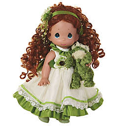 Precious Moments® Toad-ally In Love with You Doll with Red Hair