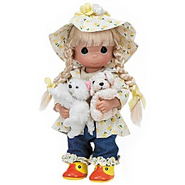 Precious Moments® Raining Cats and Dogs Doll
