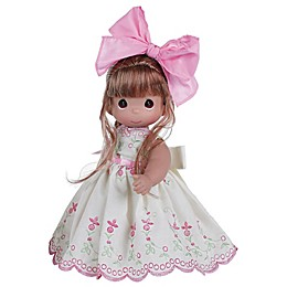 Precious Moments® Always A Tomorrow Doll with Brown Hair