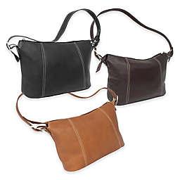 Piel® Leather Medium Classic Shoulder Bag