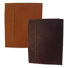 Piel® Leather Letter-Size Padfolio with Organizer