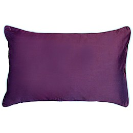 Canadian Living Solid Reversible Pillow Sham