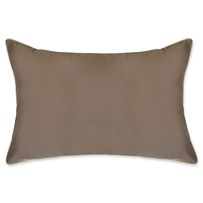 Alternate image 1 for Canadian Living Solid Reversible Pillow Sham