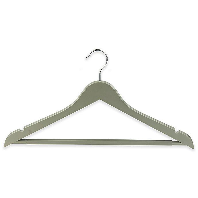 Merrick Plastic Clothing Hangers Set of 30 Free Shipping