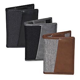 Buxton® 1867 RFID Front Pocket Slim Billfold Passport Wallet