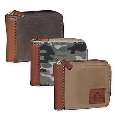 Buxton Huntington Gear RFID Wallet