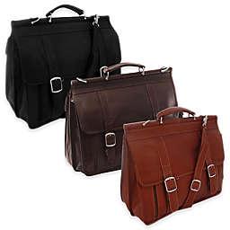 Piel® Leather Classic European Briefcase