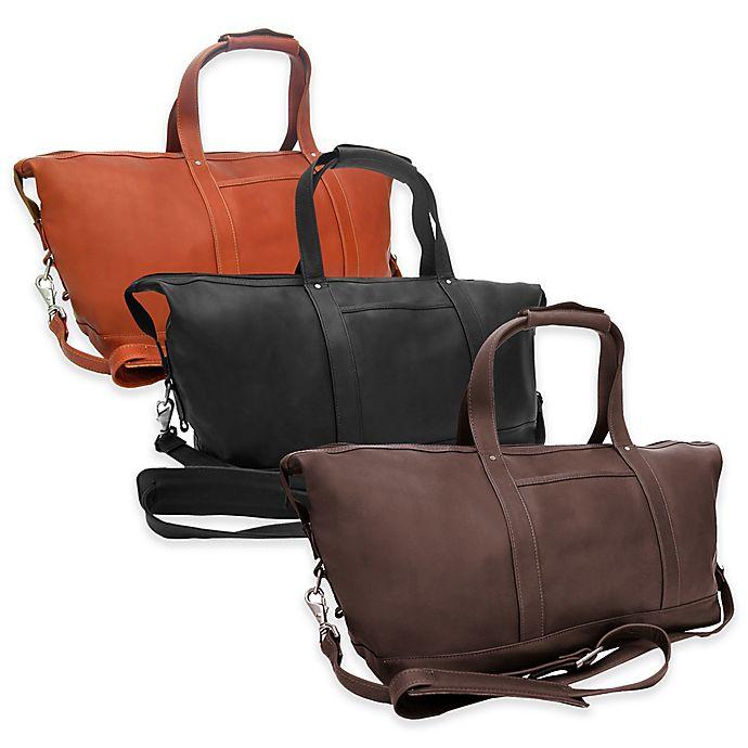 8fa4076f85 Piel® Leather 17-Inch Medium Classic Carry On Satchel
