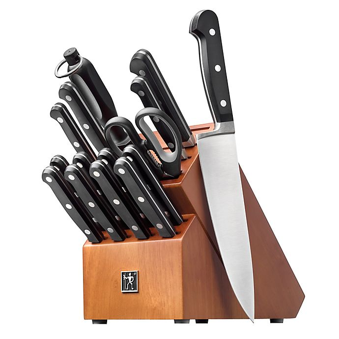 Alternate image 1 for Zwilling J.A. Henckels International Classic 16-Piece Knife Block Set