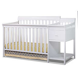 Sorelle Florence 4-in-1 Convertible Crib and Changer