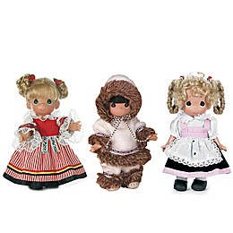 Precious Moments® Children of the World Doll Collection