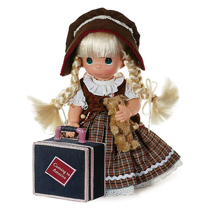 Alternate image 1 for Precious Moments® Coming to America Germany Doll