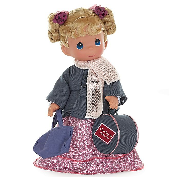 Alternate image 1 for Precious Moments® Coming to America Poland Doll