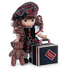 Precious Moments® Coming to America Scotland Doll