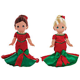 Precious Moments® Dancing Christmas Doll Collection