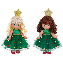 Precious Moments® Tree-Mendously Precious Doll Collection