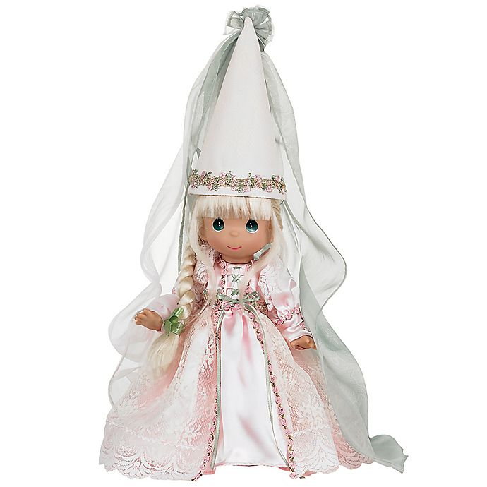 Alternate image 1 for Precious Moments® Rapunzel Doll