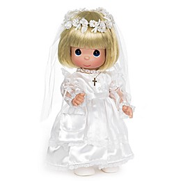 Precious Moments® Communion Doll with Blonde Hair
