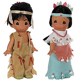 Precious Moments® Ten Little Indians Doll Collection