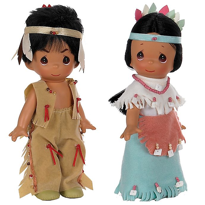 Alternate image 1 for Precious Moments® Ten Little Indians Doll Collection