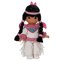 Precious Moments® Four Lil Indian-Inspired Doll