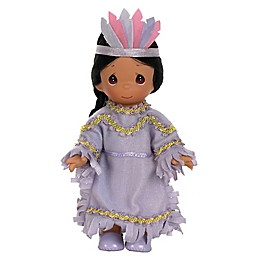 Precious Moments® Six Lil Indian-Inspired Doll