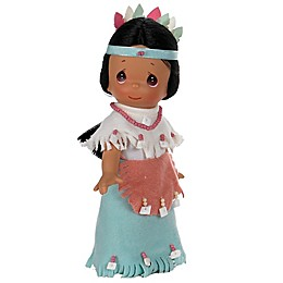 Precious Moments® Seven Lil Indian-Inspired Doll