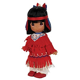 Precious Moments® Nine Lil Indian-Inspired Doll