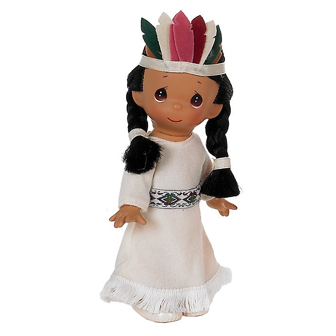 Alternate image 1 for Precious Moments® Ten Lil Indian-Inspired Doll
